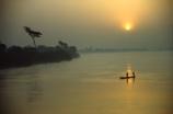 democratic-republic-of-congo;rivers;canoe;canoes;dugout;boat;boats;mist;misty;fog;foggy;jungle;rainforest