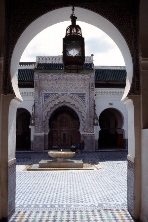 Africa;African;Africans;Art;Arts;Door;Doors;Doorway;Doorways;indoor;Inside;Interior;Islam;Islamism;Islamic;Morocco;Moslem;Moslems;Mosque;Mosques;Muslem;Muslim;Muslims;North-Africa;Religion;Temple;Temples;Vertical;architecture;architectural;mosaic;fez;fes
