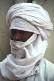 tagilmust;turban;nomadic;dark;african;wanderer;hot;desert;deserts;people;person;robe;indigo;cloth;tradition;traditional;culture;cultural;indigenous