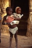africa;african;africans;black;ethnic;people;person;persons;child;children;babies;baby;portrait;portraits;culture;cultural;cultures;tribe;tribes;tribal;indigenous;native;compound;yard;siblings;sister;brother;sisters;brothers;poor;poverty