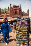 africa;african;africans;ethnic;male;people;person;persons;portrait;tradition;traditional;costume;costumes;traditions-costume;traditional-costumes;culture;cultural;cultures;indigenous;native;stall;stalls;market;markets;cloth;material;cotton;textile;textiles;color;colors;colours;colour;commerce;historic;historical;marche;grand-marche;architecture;architectural;mud;adobe;mali;malian;west-africa;man;men;bamako;male