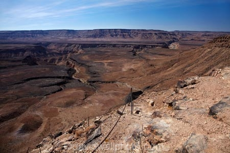Africa;african;Ai_Ais-and-Fish-River-Canyon-Park;ai_ais-hot-springs-game-park;Ai_Ais-Richtersveld-Transfrontier-Park;Ai_AisRichtersveld-Transfrontier-Park;canyon;canyons;chasm;chasms;cut;deep;desert;deserts;dry;erosion;fish-river;Fish-River-Canyon;Fish-River-Canyon-Hiking-Trail;fish-river-canyon-national-park;Fish-River-Hiking-Trail;formation;formations;geological-feature;geological-features;gorge;gorges;Hikers-viewpoint;Hikers-viewpoint;Hikers-viewpoint;lookout;lookouts;Namib-Desert;Namibia;Namibian;panorama;panoramas;ravine;ravines;river;rivers;scene;scenes;scenic-view;scenic-views;Southern-Africa;Southern-Namiba;terrace;terraces;tourism;tourist;tourist-attraction;tourist-attractions;tourists;valley;valleys;View;viewpoint;viewpoints;views;vista;vistas;void;voids