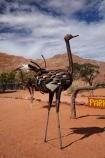 707-road;Africa;art;art-work;art-works;D707-road;Koiimasis;Namib-Desert;Namibia;ostrich-sculpture;ostrich-sculptures;public-art;public-art-work;public-art-works;public-sculpture;public-sculptures;Ranch-Koiimasis;sculpture;sculptures;Southern-Africa;statue;statues;Tiras-Mountains;Tiras-Mountains-Conservancy