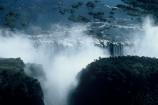 Victoria-Falls;Zimbabwe;Zambia;Southern-Africa;aerial;African;africa;waterfall;waterfalls;water;natural;wonder-of-the-world;seven-natural-wonders-of-the-world;mist;misty;spray;refraction;high;nature;power;aerials;vertical;;flow;chasm;zambezi;zambesi;bridge;bridges