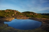 Africa;Big-Cave-Camp;Bulawayo;calm;geological;geology;granite;kopje;kopjes;koppie;koppies;Matobo-Hills;Matobo-National-Park;Matopos-Hills;placid;pond;ponds;pool;pools;quiet;reflected;reflection;reflections;rock;rock-formation;rock-formations;rock-outcrop;rock-outcrops;rock-tor;rock-torr;rock-torrs;rock-tors;rocks;serene;smooth;Southern-Africa;still;stone;tranquil;unusual-natural-feature;unusual-natural-features;water;Zimbabwe