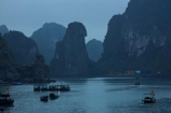 Asia;boat;boats;dusk;evening;fishing-boat;fishing-boats;Ha-Long-Bay;Halong-Bay;karst-landscape;limestone-karsts;limestone-outcrops;monochromatic;monochrome;night;nightfall;North-Vietnam;Northern-Vietnam;Qung-Ninh-Province;Quang-Ninh-Province;South-East-Asia;Southeast-Asia;tourism;UN-world-heritage-area;UN-world-heritage-site;UNESCO-World-Heritage-area;UNESCO-World-Heritage-Site;united-nations-world-heritage-area;united-nations-world-heritage-site;Vnh-H-Long;Vietnam;Vietnamese;world-heritage;world-heritage-area;world-heritage-areas;World-Heritage-Park;World-Heritage-site;World-Heritage-Sites
