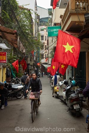 alley;alleys;alleyway;alleyways;Asia;Asian;back-street;back-streets;backstreet;backstreets;bike;bikes;flag;flags;Hanoi;Hanoi-Old-Quarter;lane;lanes;laneway;laneways;motorbike;motorbikes;motorcycle;motorcycles;motorscooter;motorscooters;Old-Quarter;people;person;red-flag;red-flags;scooter;scooters;South-East-Asia;Southeast-Asia;step_through;step_throughs;street;street-scene;street-scenes;streets;Vietnam;Vietnam-Flag;Vietnam-Flags;Vietnamese;Vietnamese-Flag;Vietnamese-Flags