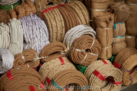 Asia;Asian;cloth;commerce;commercial;cord;Hanoi;hesian;Old-Quarter;retail;retail-store;retailer;retailers;rope;ropes;sacking;shop;shops;South-East-Asia;Southeast-Asia;store;stores;street-scene;street-scenes;string;twine;Vietnam;Vietnamese
