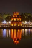 Asia;Asian;calm;dark;dusk;evening;H-Guom;H-Hoàn-Kim;Hanoi;heritage;historic;historic-place;historic-places;historical;historical-place;historical-places;history;Hoan-Kiem-Lake;lake;Lake-of-the-Restored-Sword;Lake-of-the-Returned-Sword;lakes;light;lighting;lights;night;night-time;night_time;old;placid;quiet;reflected;reflection;reflections;serene;smooth;South-East-Asia;Southeast-Asia;still;Sword-Lake;Thap-Rua;Tháp-Rùa;tradition;traditional;tranquil;Turtle-Tower;twilight;Vietnam;Vietnamese;water