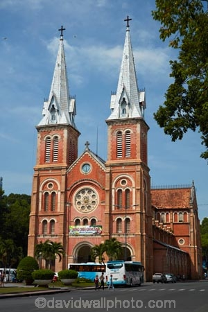 architecture;Asia;Asian;Basilica-of-Saigon;bell-tower;bell-towers;building;buildings;built-1863-_-1880;Cathedral;Cathedral-Basilica-of-Our-Lady-of-The-Immaculate-Conception;Cathedrals;christian;christianity;church;churches;cities;city;District-1;District-One;faith;French-Colonial;H.C.M.-City;H-Chí-Minh;HCM;HCM-City;heritage;historic;historic-building;historic-buildings;historical;historical-building;historical-buildings;history;Ho-Chi-Minh;Ho-Chi-Minh-City;Notre-Dame-Cathedral;Notre-Dame-Cathedral-Basilica-of-Saigon;Notre_Dame-Cathedral;Notre_Dame-Cathedral-Basilica-of-Saigon;old;place-of-worship;places-of-worship;religion;religions;religious;Saigon;South-East-Asia;Southeast-Asia;spire;spires;tradition;traditional;Vietnam;Vietnamese