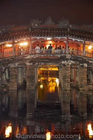 16th_17th-century;Asia;bridge;bridges;building;buildings;calm;Central-Sea-region;Chua-cau;Chùa-cu;covered-bridge;covered-bridges;dark;evening;Hi-An;heritage;historic;historic-building;historic-buildings;historical;historical-building;historical-buildings;history;Hoi-An;Hoi-An-Old-Town;Hoian;Indochina;Japanese-Bridge;Japanese-Covered-Bridge;light;lighting;lights;night;night-time;night_time;old;old-town;pedestrian-bridge;pedestrian-bridges;people;person;reflected;reflection;reflections;serene;smooth;South-East-Asia;Southeast-Asia;still;tourism;tourist;tourists;tradition;traditional;tranquil;UN-world-heritage-area;UN-world-heritage-site;UNESCO-World-Heritage-area;UNESCO-World-Heritage-Site;united-nations-world-heritage-area;united-nations-world-heritage-site;Vietnam;Vietnamese;water;world-heritage;world-heritage-area;world-heritage-areas;World-Heritage-Park;World-Heritage-site;World-Heritage-Sites