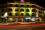 accommodation;car;car-lights;cars;dark;dusk;evening;hotel;Hotel-Saigon-Morin;hotels;Hu;Hue;light;light-trails;lighting;lights;long-exposure;night;night-time;night_time;North-Central-Coast;tail-light;tail-lights;tail_light;tail_lights;Tha-Thiên_Hu-Province;Thua-Thien_Hue-Province;time-exposure;time-exposures;time_exposure;tourism;traffic;twilight;Vietnam;Vietnamese;yellow;Asia