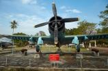 A_1H;AD_6;aeroplane;aircraft;American-plane;attack-aircraft;Douglas-A_1-Skyraider;fighter;fighter-plane;fighter-planes;fighters;Hu;Hue;Hue-military-museum;Hue-Museum;military-museum;museum;museums;North-Central-Coast;plane;planes;Tha-Thiên_Hu-Province;Thua-Thien_Hue-Province;Vietnam;Vietnam-War;Vietnamese;Asia