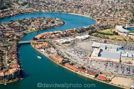Adelaide;aerial;aerial-photo;aerial-photography;aerial-photos;aerial-view;aerial-views;aerials;Australasian;Australia;Australian;lagoon;S.A.;SA;South-Australia;waterway;waterways;West-Lakes;West-Lakes-Mall