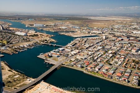 Adelaide;aerial;aerial-photo;aerial-photography;aerial-photos;aerial-view;aerial-views;aerials;Australasian;Australia;Australian;bridge;bridges;historic;historical;port;Port-Adelaide;ports;road-bridge;road-bridges;S.A.;SA;South-Australia;traffic-bridge;traffic-bridges;wharf;wharfs;wharves