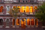 architectural;architecture;australasia;Australia;australian;Brisbane;building;buildings;dusk;historic;historical;mansion;mansions;night;night-time;Queensland;The-Mansions;twilight