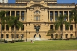 Administrative-Building;architecture;australasia;Australia;australian;bank;Brisbane;building;buildings;colonial;Former-Administrative-Building;Former-Administrative-Building,;grand;grass;grassy;heritage;Historic;historical;old;park;queen-victoria-statue;Queens-Gardens;Queensland;statue