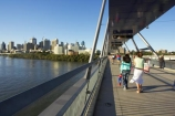 australasia;Australia;australian;bridge;bridges;Brisbane;Brisbane-River;buildings;c.b.d.;cbd;central-business-district;cities;city;cycle;cyclists;Goodwill-Bridge;office;offices;pedestrian;pedestrians;Queensland;river;rivers;water