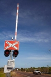 Australasian;Australia;Australian;barrier;barriers;Darwin;grade-crossing;level-crossing;lights-and-bells;N.T.;Northern-Territory;NT;rail-crossing;railroad-crossing;railway-crossing;Railway-crossing-barrier;railway-xing;Top-End;warning-lights