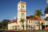 architectural;architecture;australasia;Australia;australian;building;buildings;character;clock-tower;clock-towers;colonial;heritage;historic;historical;Maryborough;old;Post-Office;post-offices;Queensland