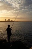 Australasian;Australia;Australian;Broadwater;coast;coastal;dusk;evening;fisher;fisherman;fishermen;fisherwoman;fishing;fishing-rod;fishing-rods;Gold-Coast;Gold-Coast-Seaway;leisure;Nerang-Head;pastime;Qld;Queensland;recreation;recreational;relaxing;rod;rods;silhouette;silhouettes;sky;sport;sunset;sunsets;The-Broadwater;The-Spit;twilight