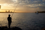 Australasian;Australia;Australian;Broadwater;coast;coastal;dusk;evening;fisher;fisherman;fishermen;fisherwoman;fishing;fishing-rod;fishing-rods;Gold-Coast;Gold-Coast-Seaway;leisure;Nerang-Head;pastime;Qld;Queensland;recreation;recreational;relaxing;rod;rods;sailboat;sailboats;silhouette;silhouettes;sky;sport;sunset;sunsets;The-Broadwater;The-Spit;twilight;yacht;yachts
