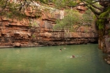 Australasian;Australia;Australian;billabong;billabongs;bluff;bluffs;cliff;cliffs;Kimberley;Kimberley-Region;people;person;swimming-hole;swimming-holes;The-Grotto;The-Kimberley;tourism;tourist;tourists;W.A.;WA;waterhole;waterholes;West-Australia;Western-Australia;Wyndham
