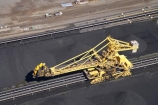 aerial;aerial-photo;aerial-photograph;aerial-photographs;aerial-photography;aerial-photos;aerial-view;aerial-views;aerials;Australasia;Australia;Australian;Bucket-Wheel-Reclaimer;Bucket-Wheel-Reclaimers;climate-change;coal;coal-depot;coal-industry;coal-stack;coal-stacking;coal-stacks;coal-stockpile;coal-stockpiles;coal-stockpiling;conveyer;conveyer-belt;conveyer-belts;conveyers;energy;equipment;fossil-fuel;fossil-fuels;fuel;global-warming;heavy-equipment;heavy-machine;heavy-machinery;heavy-machines;industrial;industry;Kooragang-Coal-Terminal;machine;machinery;N.S.W.;natural;New-South-Wales;Newcastle;non-renewable;non_renewable;non_sustainable;nonrenewable;nonsustainable;NSW;Port-Waratah-Coal-Services-Limited;power;PWCS;reclaimer;resource