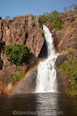 Australasia;Australia;cascade;cascades;creek;creeks;falls;Litchfield-N.P.;Litchfield-National-Park;Litchfield-NP;N.T.;natural;nature;Northern-Territory;NT;rainbow;rainbows;scene;scenic;stream;streams;Top-End;Wangi-Falls;water;water-fall;water-falls;waterfall;waterfalls;wet