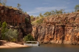 Australasia;Australia;bluff;bluffs;boat;boats;canyon;canyons;cliff;cliffs;gorge;gorges;Katherine;Katherine-Gorge;Katherine-Gorge-National-Park;Katherine-River;launch;launches;N.T.;national-park;national-parks;Nitmiluk-N.P.;Nitmiluk-National-Park;Nitmiluk-NP;Northern-Territory;NT;river;rivers;Top-End;tour-boat;tour-boats;tourism;tourist;tourist-boat;tourist-boats;water