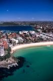 Manly;Beach;beaches;Sydney;Australia;aerial;aerials;surf;sand;sea;tasman;ocean