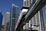 mono;rail;flag;flags;pedestrian;tourist;tourists;tourism;train;trains;commuter;commute;modern;bridges;harbor;harbours;harbors;future;futuristic;office;offices;city;cities;skyscrapers;skyscraper;aerial