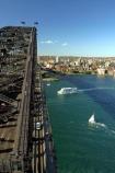 sydney;australia;bridge;climb;bridges;climber;silhouette;high;adventure;tourism;tourist;exciting;harbor;harbour;harbors;harbours;tourists;exciting;climbers;view-;ferry;ferries;passenger