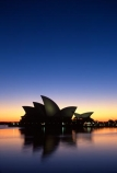sydney;australia;harbor;harbors;harbours;harbours;sunrise;dawn;silhouette;icon;icons;landmark;landmarks;symbol;orange;opera-house;opera;house;water;lamps;lamp;light;lights