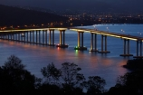 Australasian;Australia;Australian;bridge;bridges;calm;dark;Derwent-River;dusk;evening;Hobart;Island-of-Tasmania;light;lights;night;night-time;night_time;placid;reflection;reflections;River-Derwent;road-bridge;road-bridges;serene;smooth;State-of-Tasmania;still;Tas;Tasman-Bridge;Tasmania;traffic-bridge;traffic-bridges;tranquil;twilight;water