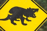 Australasian;Australia;Australian;Island-of-Tasmania;road-sign;road-signs;road_sign;road_signs;roads;roadsign;roadsigns;sign;signs;Southern-Tasmania;State-of-Tasmania;symbol;symbols;Tas;Tasman-Peninsula;Tasmania;Tasmanian-Devil;Tasmanian-Devil-sign;Tasmanian-Devil-signs;Tasmanian-Devil-warning-sign;Tasmanian-Devil-warning-signs;Tasmanian-Devils;warn;warning;warning-sign;warning-signs;wildlife;yellow-black;yellow-sign;yellow-signs