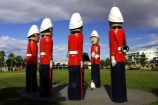 art;attention;australasia;australasian;australia;australian;bollard;bollards;corio-bay;geelong;military;port-phillip-bay;public-art;public-artworks;red-coat;red-coats;redcoat;redcoats;soldier;soldiers;victoria;waterfront