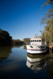 Australasian;Australia;Australian;boat;boats;calm;cruise;cruises;launch;launches;M.V.-Kookaburra;Murray-River;N.S.W.;New-South-Wales;NSW;placid;quiet;reflection;reflections;river;rivers;serene;smooth;still;Swan-Hill;tour-boat;tour-boats;tourism;tourist;tourist-boat;tourist-boats;tranquil;Vic;Victoria;water