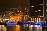 Auckland;boat;boats;calm;City-of-Sails;dark;dusk;evening;ferries;ferry;Ferry-Building;Ferry-Terminal;harbor;harbors;harbour;harbours;Historic-Ferry-Building;light;lights;N.I.;N.Z.;New-Zealand;NI;night;night-time;night_time;North-Island;NZ;passenger-ferries;passenger-ferry;placid;Queen-City;quiet;reflection;reflections;serene;ship;shipping;ships;smooth;still;tranquil;transport;transportation;travel;twilight;vessel;vessels;Waitemata-Harbor;Waitemata-Harbour;water