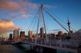 Auckland;Auckland-waterfront;bascule-bridge;bascule-bridges;bridge;bridges;cycle-bridge;cycle-bridges;cycling-bridge;cycling-bridges;dark;double-bascule-bridge;double-bascule-bridges;draw-bridge;draw-bridges;dusk;evening;foot-bridge;foot-bridges;footbridge;footbridges;lifting-bridge;lifting-bridges;N.Z.;New-Zealand;nightfall;North-Is.;North-Island;Nth-Is;NZ;opening-bascule-bridge;opening-bascule-bridges;opening-bridge;opening-bridges;pedestrian-bridge;pedestrian-bridges;sky-scraper;sky-scrapers;Sky-Tower;sky_scraper;sky_scrapers;Sky_tower;Skycity;skyscraper;skyscrapers;Skytower;sunset;sunsets;Te-Wero-Island;twilight;Viaduct-Basin;Viaduct-Harbour;Viaduct-Marina;Waitemata-Harbor;Waitemata-Harbour;waterfront;Wynyard-Crossing;Wynyard-Crossing-bridge;Wynyard-Quarter