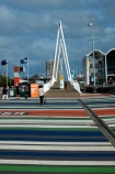 Auckland;Auckland-Region;Auckland-waterfront;bascule-bridge;bascule-bridges;bridge;bridges;cycle-bridge;cycle-bridges;cycling-bridge;cycling-bridges;double-bascule-bridge;double-bascule-bridges;draw-bridge;draw-bridges;foot-bridge;foot-bridges;footbridge;footbridges;lifting-bridge;lifting-bridges;N.I.;N.Z.;New-Zealand;NI;North-Is;North-Is.;North-Island;Nth-Is;NZ;opening-bascule-bridge;opening-bascule-bridges;opening-bridge;opening-bridges;painted-lines;painted-stripes;pedestrian-bridge;pedestrian-bridges;Te-Wero-Island;Viaduct-Basin;Viaduct-Harbour;waterfront;Wynyard-Crossing;Wynyard-Crossing-bridge;Wynyard-Quarter
