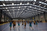 arena;arenas;Balclutha;ceiling;ceilings;light;lights;N.Z.;netball;Netball-Tournament;New-Zealand;NZ;Otago;Otago-Net-Sports-Arena;roof;roofs;rooves;S.I.;SI;South-Is.;South-Island;South-Otago;South-Otago-Netball-Centre;sport;sports;sports-stadium;stadiums