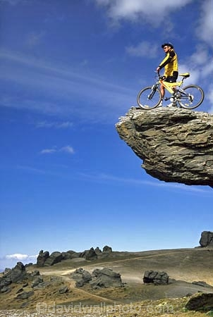 adventure;bicycle;bicycles;bike;biker;bikes;bluff;bluffs;cliff;cliffs;cycle;cycles;cyclist;danger;dangerous;exciting;high-country;mountain-bike;mountain-biking;on-the-edge;outcrop;outcrops;overhang;rocks;sky;sports