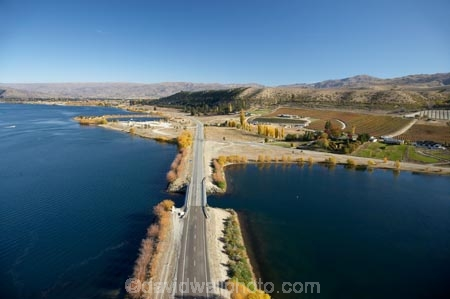 45-degrees-south;aerial;aerial-photo;aerial-photograph;aerial-photographs;aerial-photography;aerial-photos;aerial-view;aerial-views;aerials;autuminal;autumn;autumn-colour;autumn-colours;autumnal;bridge;bridges;Central-Otago;Clutha-Arm;color;colors;colour;colours;Cromwell;deciduous;fall;hydro-lake;hydro-lakes;lake;Lake-Dunstan;lakes;Lowburn;Lowburn-Inlet;N.Z.;New-Zealand;NZ;Otago;road-bridge;road-bridges;S.I.;season;seasonal;seasons;SI;South-Is.;South-Island;State-Highway-6;State-Highway-Six;traffic-bridge;traffic-bridges;tree;trees;water