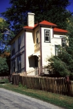 historical;old-building;post-offices;mail;two-stories;storied;storey;2;picket-fence