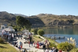 Central-Otago;Cromwell;Cromwell-Old-Town;crowd;crowds;fair;fairs;lake;Lake-Dunstan;lakes;market;Market-Day;markets;N.Z.;New-Zealand;NZ;Otago;people;S.I.;SI;South-Is.;South-Island;water