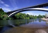 bridge;bridges;curve;curves;house;houses;residential;rivers;town