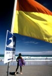 beaches;sand;board;surf;surfer;surfers;wave;waves;flags;lifesavers;rescue;summer;swim;swimming