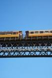 bridge;bridges;carriage;carriages;Dunedin;excursion;heritage;high;historic;historic-place;historic-places;historic-site;historic-sites;historical;historical-place;historical-places;historical-site;historical-sites;history;N.Z.;New-Zealand;NZ;old;Otago;Passenger-Train;Passenger-Trains;rail;rail-bridge;rail-bridges;rail-viaduct;rail-viaducts;railroad;railroads;rails;railway;railways;S.I.;SI;South-Is.;South-Island;steel;Taieri;Taieri-Gorge;Taieri-Gorge-Excursion-Train;Taieri-Gorge-Train;tourism;track;tracks;tradition;traditional;train;trains;transport;transportation;travel;viaduct;viaducts;Wingatui-Viaduct;yellow