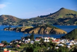 container-port;harbor;harbours;harbors;port-of-dunedin;port-of-otago;shipping;dock;st-martins-island;quarantine-island;goat-island;aerials;channel;marine;portobello-aquarium;volcano;volcanic;dormant;hills;settlement